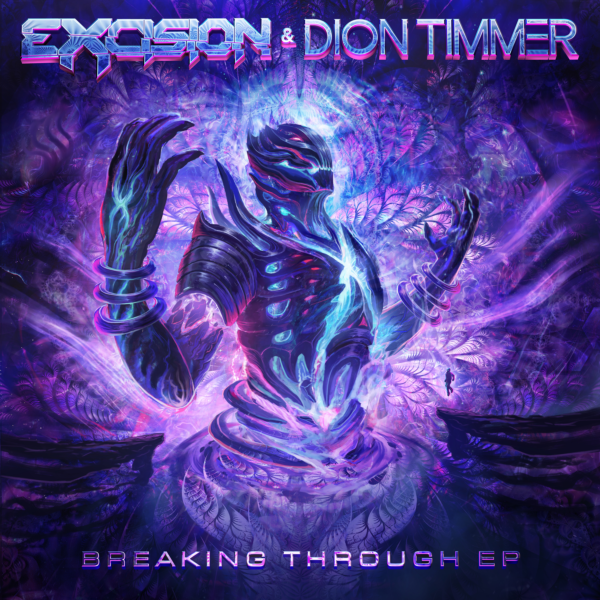 Breaking Through EP